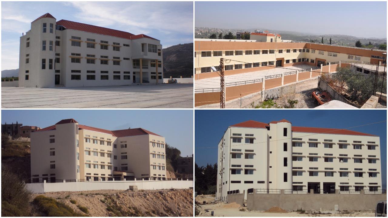 Schools - Front